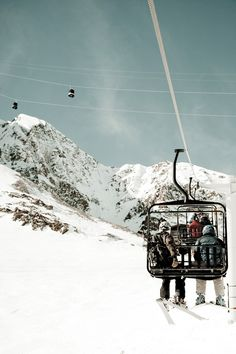 Most Scenic Resorts of 2013 | Big Sky, Montana, a beautiful Montana winter adventure.