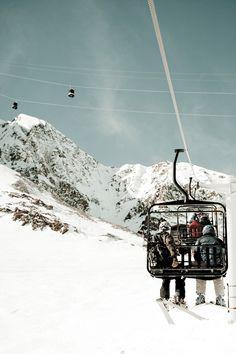 Most Scenic Resorts of 2013 | Big Sky, Montana, a beautiful Montana winter adventure.