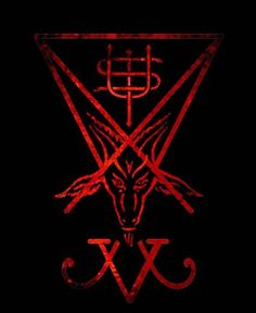 Satanic Tattoos, Satanic Art, New Beginning Tattoo, Beautiful Dark Art, Devil Aesthetic, Dark Evil, Occult Symbols, Dark Artwork, Angel Warrior