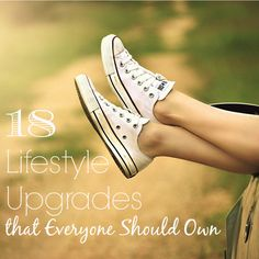 18 Lifestyle Upgrades that Everyone Should Own - I either have or want allllll of these! <3