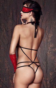 Anais Ashley body - Body i Gorsety damskie - Bielizna erotyczna Anais - Seksowna bielizna damska - Sklep Intimiti.pl