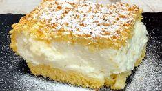 Food Cakes, Bread Recipes, Cake Recipes, Yogurt Cake, Cooking Chef, Sweet Cakes, Chocolates, Vanilla Cake, Sweet Recipes