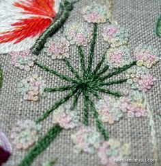 A Few More Stitches on Breath of Spring – Needle'nThread.com