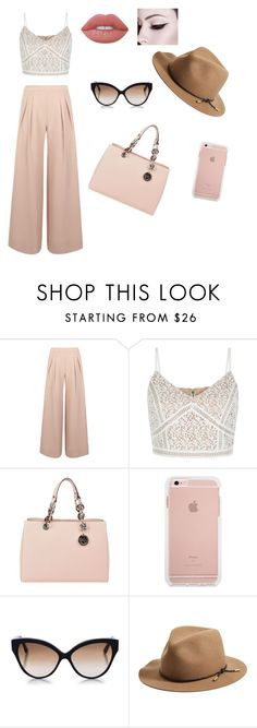"""""""Untitled #19"""" by sara1386 on Polyvore featuring Antipodium, MICHAEL Michael Kors, Cutler and Gross, rag & bone and Lime Crime"""
