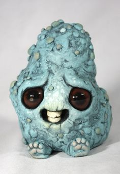 Monster Sculpture by Chris Ryniak #chrisryniak