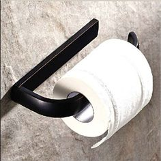 Rozin Oil Rubbed Bronze Bathroom Wall Mounted Toilet Paper Holder Tissue Holder