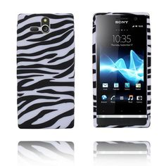 Symphony (Zebra) Sony Xperia U Deksel