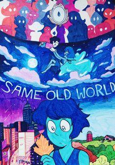 Steven universe,фэндомы,SU art,Lapis Lazuli,SU Персонажи,Steven (SU)
