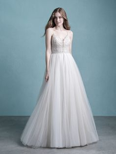 Allure Bridals is one of the premier designers of wedding dresses, bridesmaid dresses, bridal and formal gowns. Tulle Wedding, Bridal Wedding Dresses, Designer Wedding Dresses, Bridal Style, Bridesmaid Dresses, Bridal And Formal, Tulle Gown, Bridal Boutique, Allure Bridals