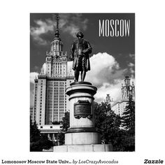 Lomonosov Moscow State University Architecture Postcard University Architecture, State University, Moscow, Statue Of Liberty, Holiday Cards, Movie Posters, Travel, Statue Of Liberty Facts, Christian Christmas Cards