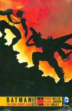 Batman The Dark Knight Saga HC