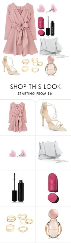 """""""Untitled #544"""" by dolrebeca ❤ liked on Polyvore featuring Schutz, Coast, Marc Jacobs, Charlotte Russe and Bulgari"""