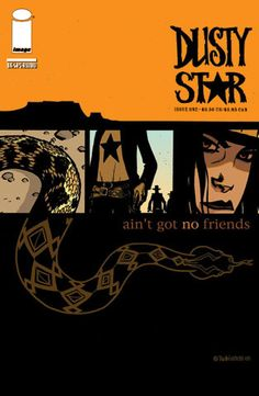 Dusty Star - Andrew Robinson