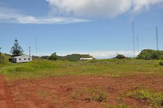 The site of the old Pitcairn radio station will eventually be used for a wind farm which will help to supplement the island's currently limited supply of mains electricity. Normally mains electricity is available on Pitcairn only for two short sessions each day and is off at night between 10pm and 8am. Fortunately during our visit the island's diesel generator was being run continuously from 8am to 10pm.