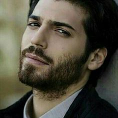 Turkish Men, Turkish Beauty, Turkish Actors, Beautiful Men Faces, Beautiful Lips, Gorgeous Men, Beard Lover, Music Film, Interesting Faces