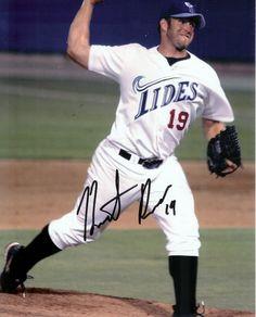 AAA Sports Memorabilia LLC - Heath Bell MLB New York Mets Hand Signed 8x10 Photograph Norfolk Tides, $37.50 (http://www.aaasportsmemorabilia.com/mlb/heath-bell-mlb-new-york-mets-hand-signed-8x10-photograph-norfolk-tides/)