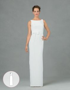 Getting ready to go wedding gown shopping? We've rounded up all the wedding dress styles so you can find your perfect fit. Wedding Dress Types, Simple Wedding Gowns, Sheath Wedding Gown, Wedding Dresses, Classic Bridal Jewellery, Wedding Dress Silhouette, Ballerina Dress, Different Dresses, Princess Wedding