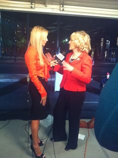 carey pena | Carey Pena interviews Governor Jan Brewer
