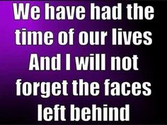 Graduation Song - Time of Our Lives Lyrics Vid