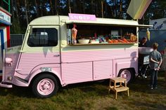 ToetZoet, suikerspin/snoep/popcorn wagen #foodtruck #candy #citroenHY