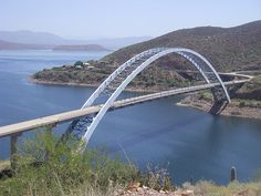 Roosevelt Lake, Arizona...the place for camping, fishing, boating, and enjoying what life has to offer!