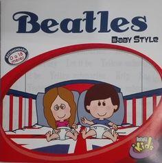 Música de Beatles adaptada para bebés.Haz clic en la imagen para ir al catálogo.