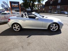 2008 (57) Mercedes-Benz SLK SLK 280 *AUTOMATIC * HISTORY *CONVERTIBLE * MOT For Sale In Rye, East Sussex - Image 2