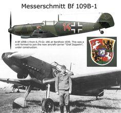 Bf 109B-1