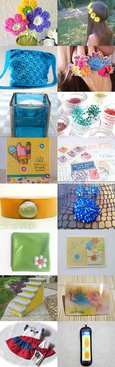 Bright Finds by Kristina Brown on Etsy--Pinned with TreasuryPin.com #Etsy #EtsyRMP #PayItForward
