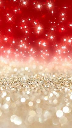 Beautiful red and gold Blink blink~ iPhone glitter wallpaper Iphone Wallpaper Winter, Glitter Wallpaper Iphone, Holiday Wallpaper, Christmas Wallpaper For Iphone, Sparkle Wallpaper, Wallpaper Natal, Wallpaper Free, Wallpaper Backgrounds, Iphone Backgrounds