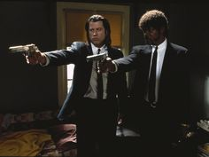 Las 25 escenas de cine más bellas de Hollywood ‪#PulpFiction