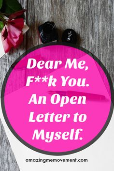 #selflove #selfrespect #confidence #personalgrowth #inspirational #motivational Who needs a self love pick me upper? Who needs a smack upside the head and a subtle reminder of how amazing you are? Who needs to write a love letter to themselves? Here's mine. I think it may just inspire you! via @Iva Ursano|Amazing Me Movement