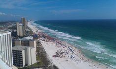Panama City Beach, Florida  (spring break 2012)
