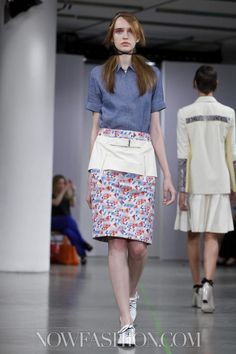 Creatures of the Wind Ready To Wear Spring Summer 2013 New York