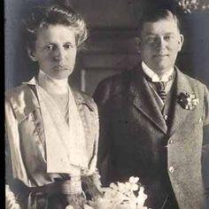Wilhelm (Guillaume) Fürst von Hohenzollern et la princesse Adelgunde de Bavière avant leur mariage