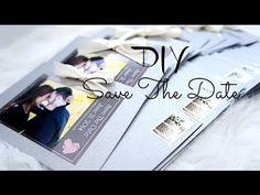 ▶ DIY Save The Date | Belinda Selene - YouTube