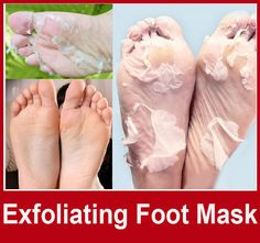 6 Pair Baby Foot Peeling Renewal Mask Remove Dead Skin Cuticles Heel Anti Aging #unbranded