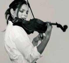Janine Jansen. Need a pic of me like this.