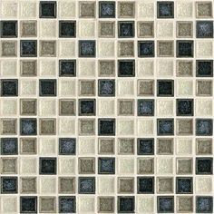 Check out this Daltile product: Aura Ocean Spray 1 x 1 Mosaic AU32