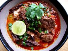 Kanom jeen nam ngiew | Pichy's food blog...Bon Appétit!