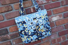 $50 - Womens Quilted Purse, Quilted Shoulder Bag, Quilted Tote Bag