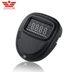 Car Electronic HUD A1 GPS Car Hud Head Up Display Car Alarm System Universal Overspeed Alarm #iCarmo Digital Car Speedometer