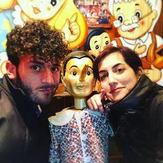 ... ehm... #l4l #YesWeekEnd #Pinocchio #coinquilini #like4like #likestagram #likeforfollow #likesreturned #cartoon #pantheonroma #roma #rome #boy #instagram #instagood #instalike #instaphoto #instagramers #curlyhair #curly #curlyhairdontcare #pois #tagsforlikes #tagsforfollow by sbambatino