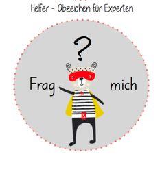 Der Plan, Helfer, Motivation, Character, Organization, Im Done, Word Reading, First Day Of School, Badges