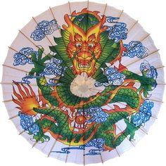 dragon umbrellas | Dragon umbrella