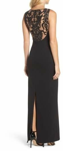 Lacy Back LBD...must have!! #ad