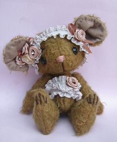 Quality artist made Teddy Bears  Dolls for sale... -