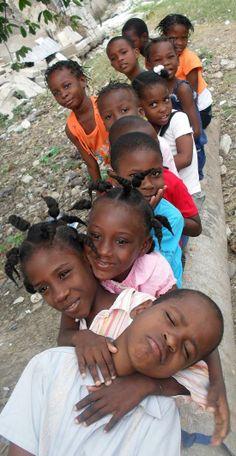 Haiti..