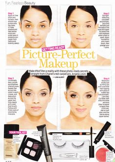 picture perfect makeup