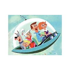 Didn't the Jetsons live in the year 2000 what happened to the flying cars we're all supposed to have by that date